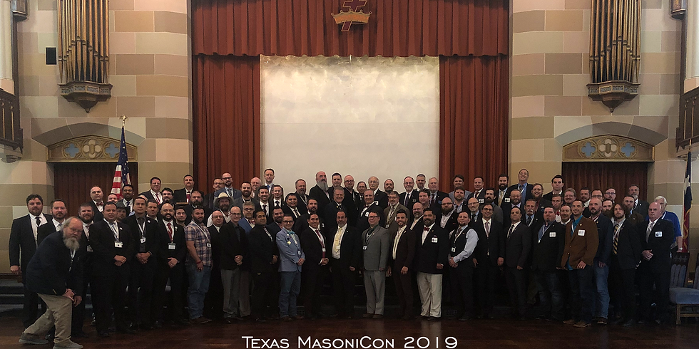 Texas MasoniCon 2020
