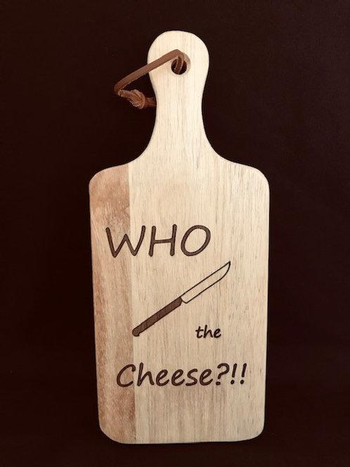 Bread Cutting Board #1011
