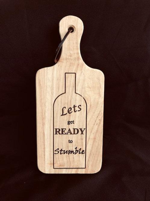 Bread Cutting Board #1012