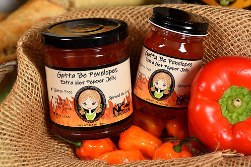 Extra Hot Pepper Jelly