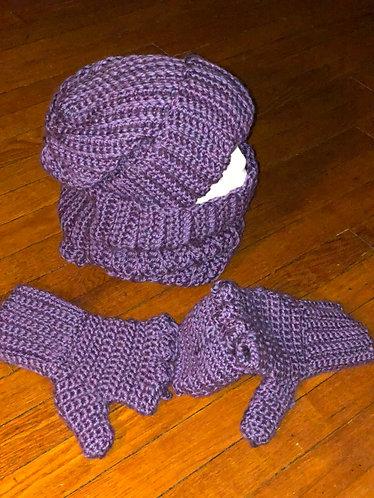 The Ultimate Winter Crochet Set