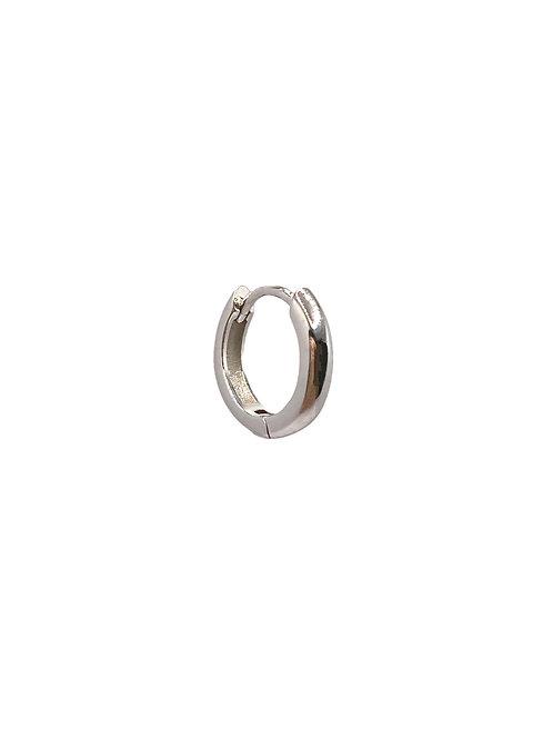 Otis silver earring