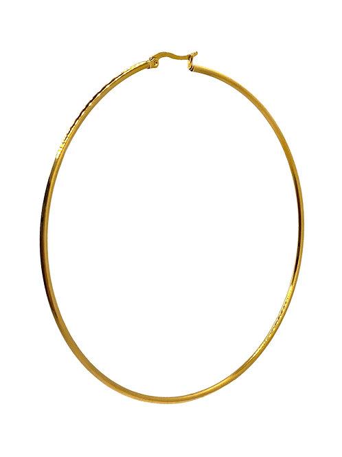 Aaliyah gold pair earring