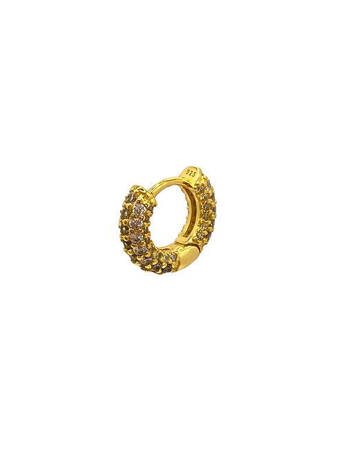 Esi gold earring