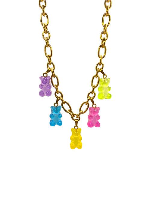 Teddy gold chain