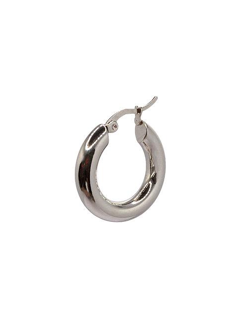 Ozde silver earring