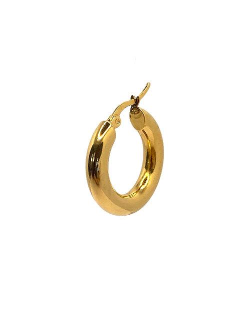 Ozde gold earring