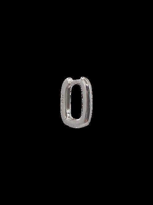 Mai-Lee silver earring