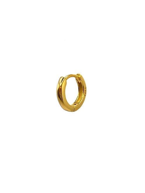 Otis gold earring