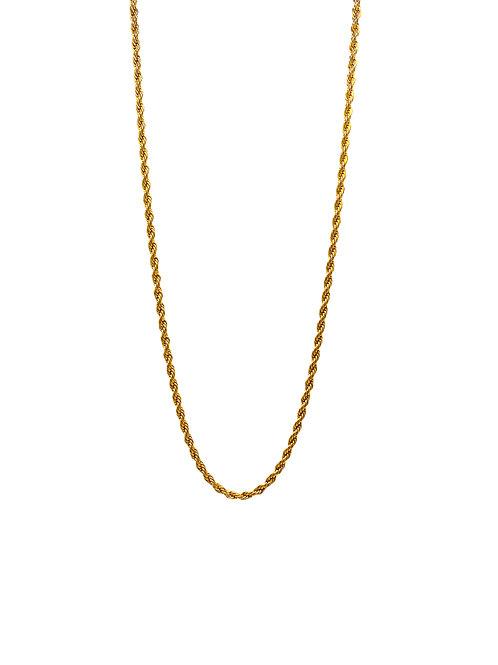 Dea gold thin chain