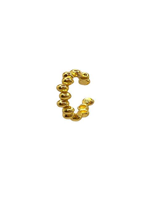 Vicq gold ear cuff