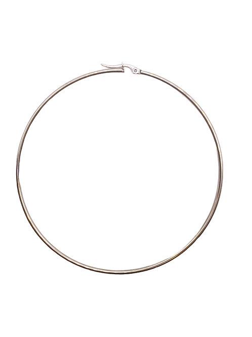 Aaliyah silver pair earring