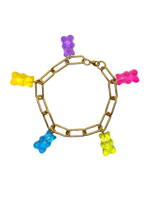 Teddy gold bracelet