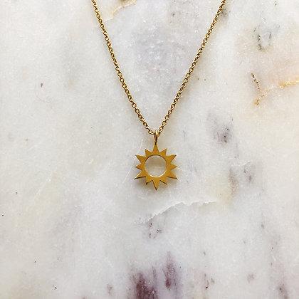 golden sunburst