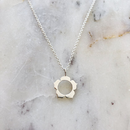 silver lotus chakra