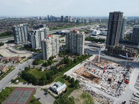 Avia Construction Reaches Ground Floor