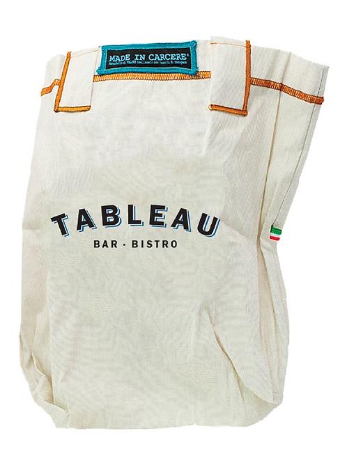 Tableau Tote Bag - Linen