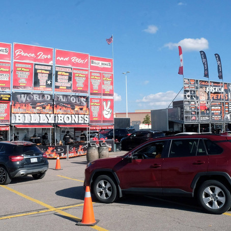 Mississauga Ribfest Part Two!