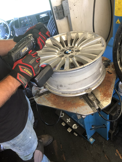 mobile tire installation in indianapolis