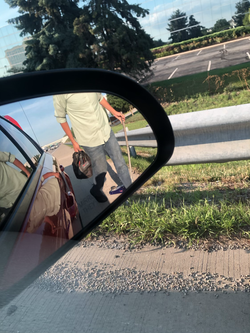 helping stranded motorists.