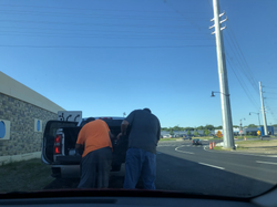 tire change assistance in indianapolis