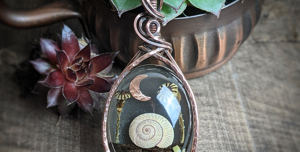 Fairytale Night Amulet
