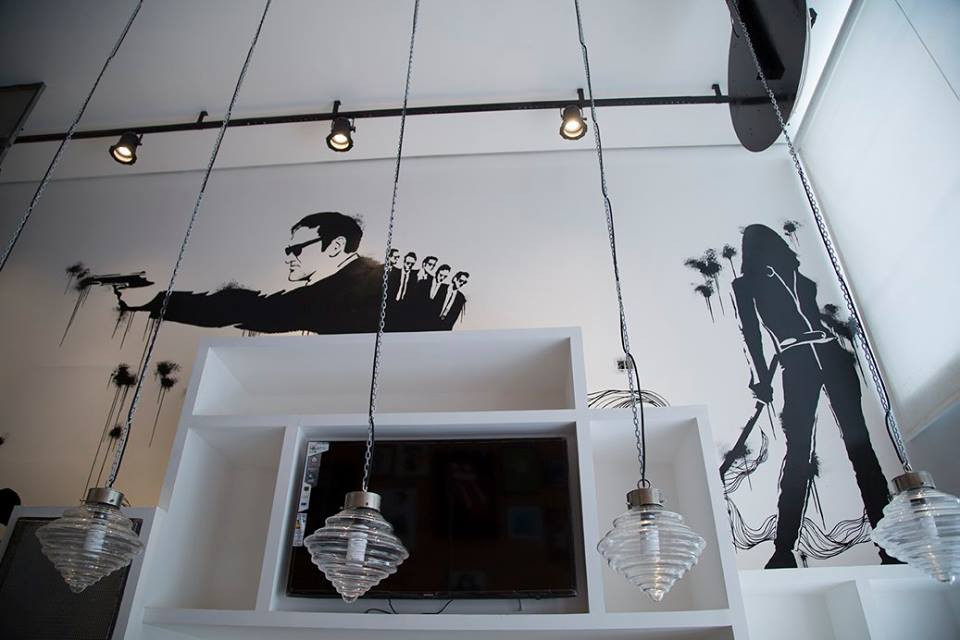 Mural Tarantino