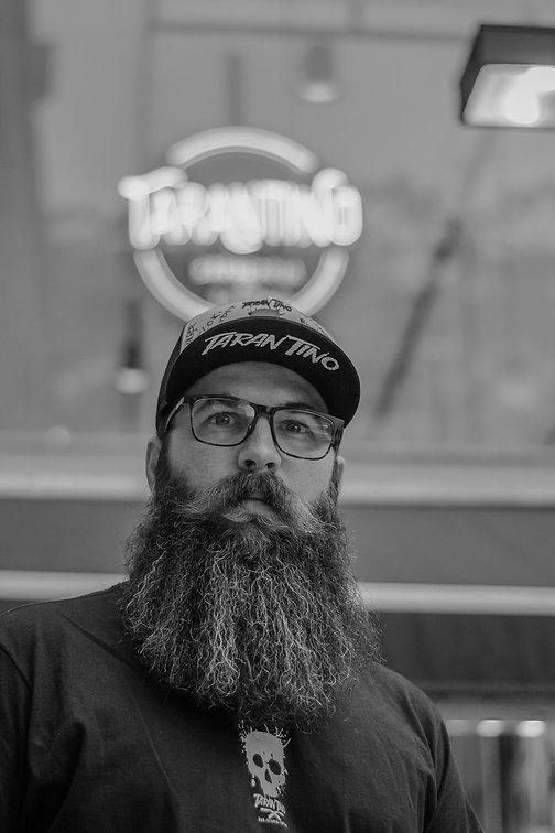 Barbearia Tarantino - Desde 2015 | Barbearia em São Paulo