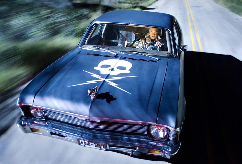 Chevrolet Nova 1970 (À Prova de Morte)