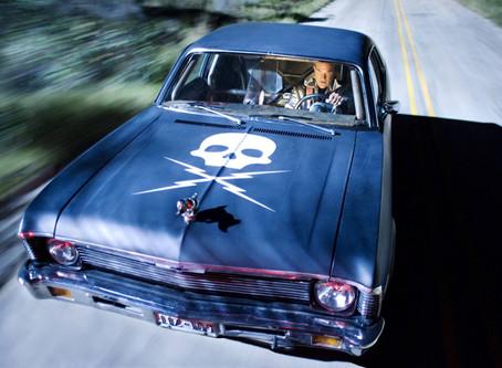 Os Carros Mais Famosos do Cinema - Top 10 da Barbearia Tarantino