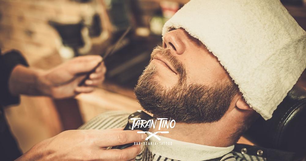 Barbearia de confiança