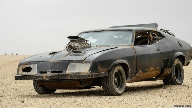 O Interceptor (Mad Max)