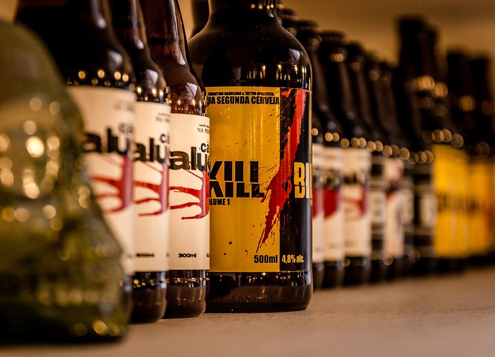 Cerveja Kill Bill