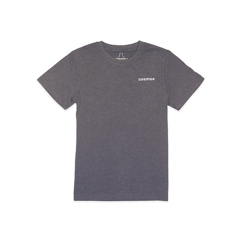 Bottle Tee - Midnight Grey
