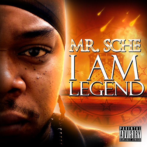 Mr. Sche – I Am Legend