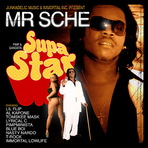 Mr. Sche - SupaStar ( 2 Disc )