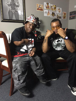 with BushWick Bill Geto Boys