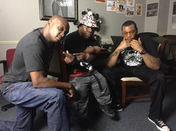 with BushWick Bill/Hardcore Montana