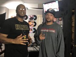 with DJ Zirk