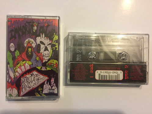 Darker Things In Life Chpt 1 Cassette Tape