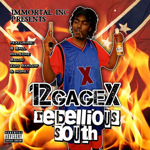 12 Gage X – Rebellious South
