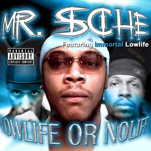 Mr. Sche – Lowlife or Nolife