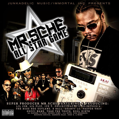 Mr. Sche – All Star Game
