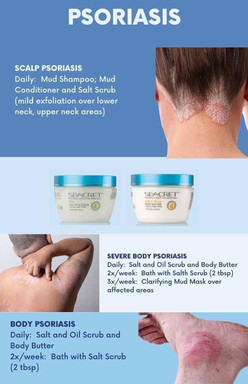 Salt & Oil Scrub w/ Body Butter
