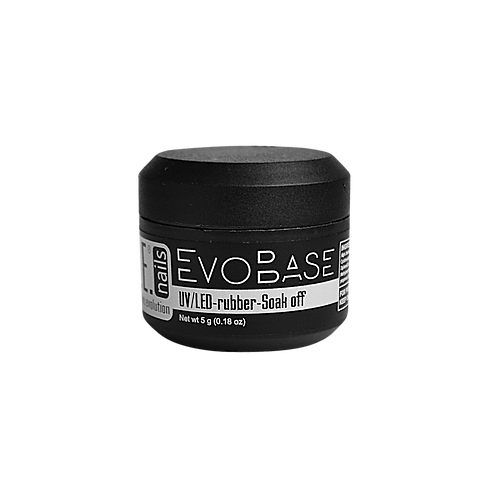 Пластичное базовое покрытие EvoBase Rubber, 15 мл (густое)