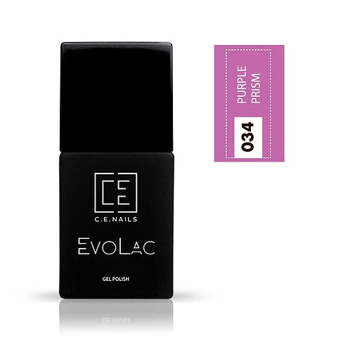 #034 Purple Prism, Гель-лак для ногтей EvoLac