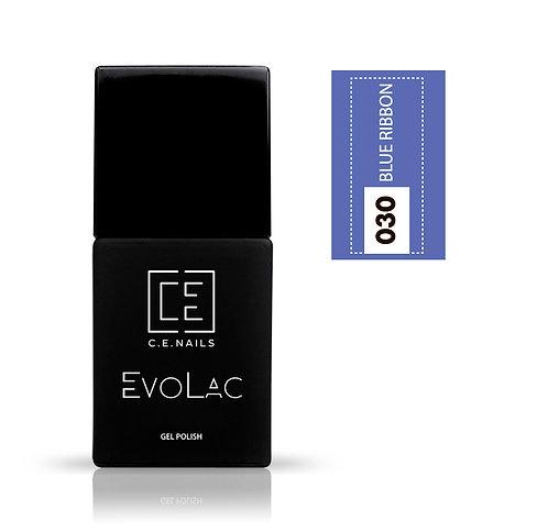 #030 Blue Ribbon, Гель-лак для ногтей EvoLac