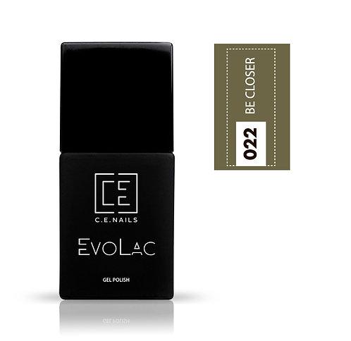 #022 Be Closer, Гель-лак для ногтей EvoLac