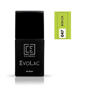 #047 Bom Dia, Гель-лак для ногтей EvoLac