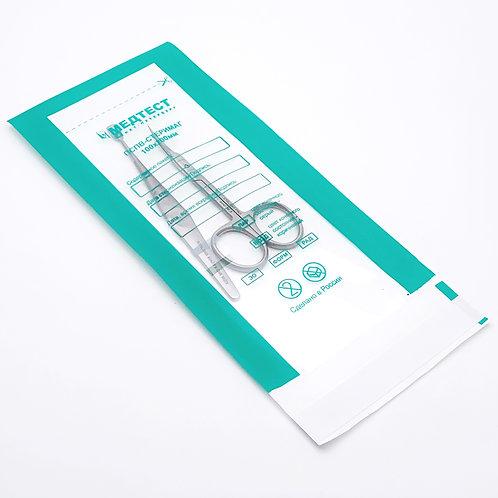 Комби-пакеты для стерилизации, 100*200 мм